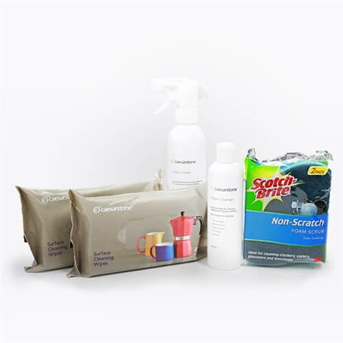 Caesarstone Deluxe Cleaning Kit