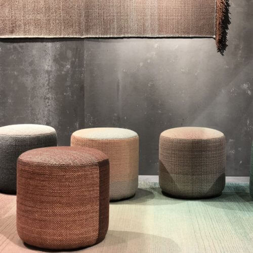 Nanimarquina Ombre Fabric Seats