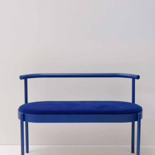 Blue Chair Photo by Italian Bark